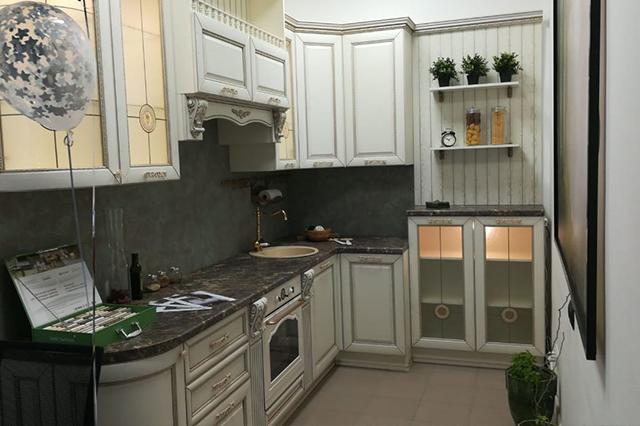Кухня Николь Шампань