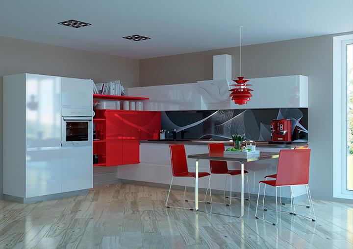 Кухня Фреш